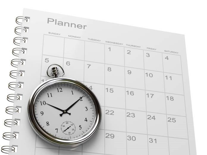 برنامه زمانی همایش و لیست مقالات پذیرفته شده