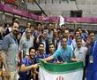والیبالیست های دانشجو  فینالیست شدند
