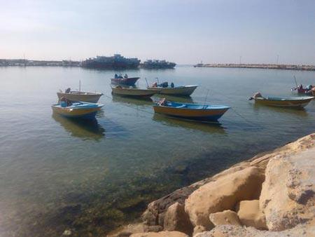 اسکله های ماهیگیری